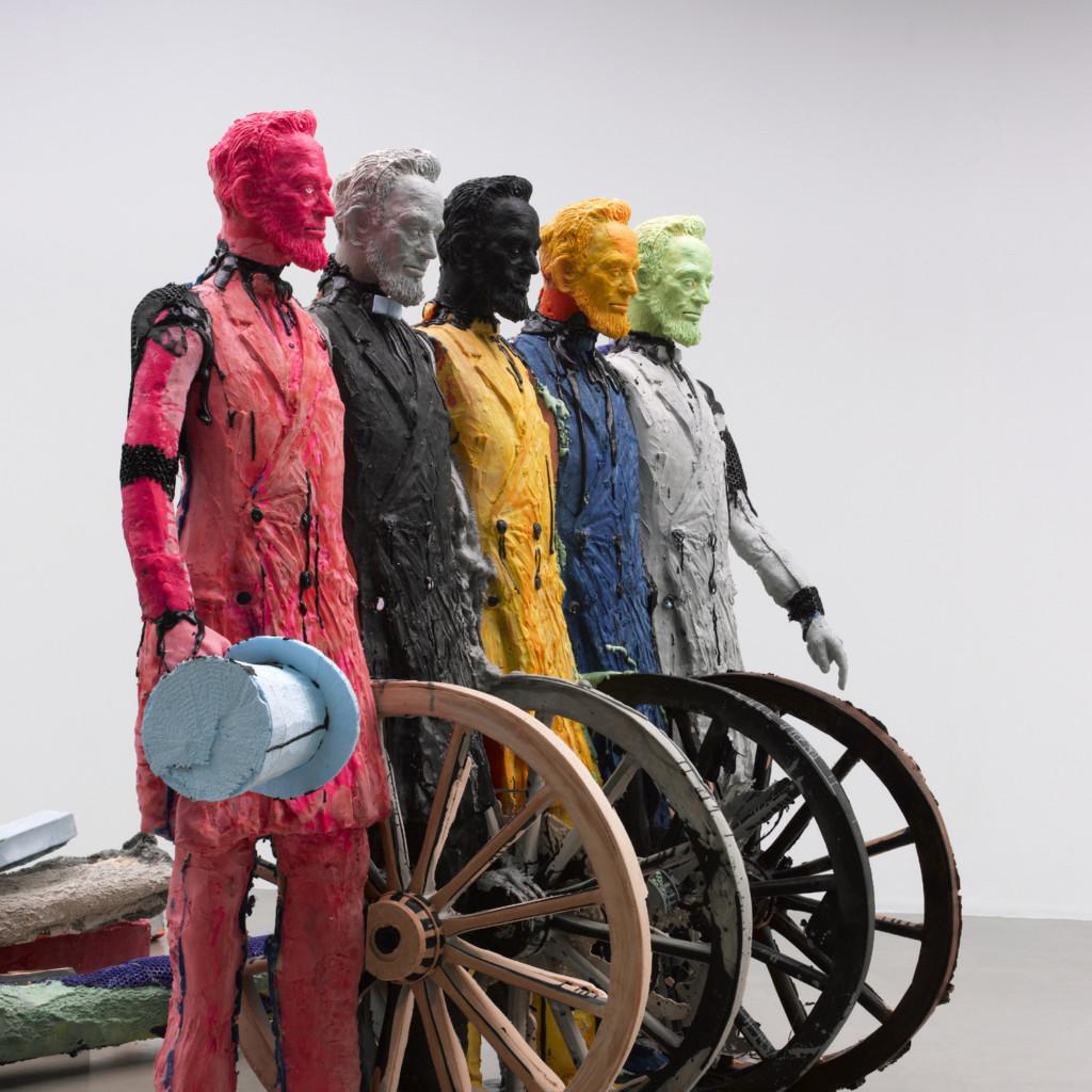 Folkert de Jong - Sculptures