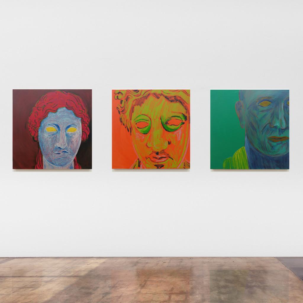 Thomas Lawson - Roman Heads (1-4) - View 01