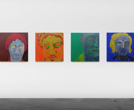 Thomas Lawson - Roman Heads (1-4) - View 02